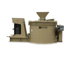 impacteur à axe vertical (VSI)